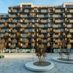 Trienna Living ist ein BAI Wohnprojekt für Eigentumswohnungen in 1030Wien.