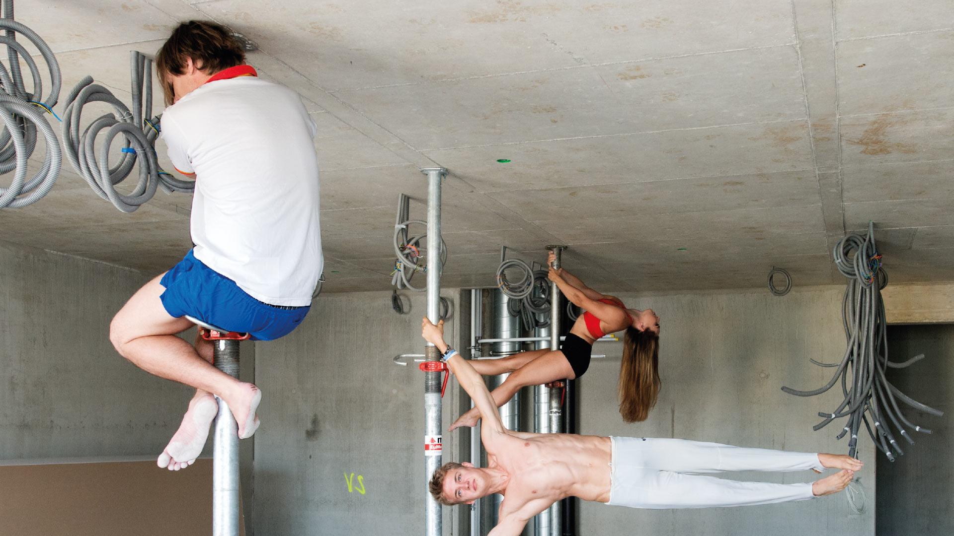 BAI Kunstkampagne - Ideen brauchen Raum - Anna Jernolaewa